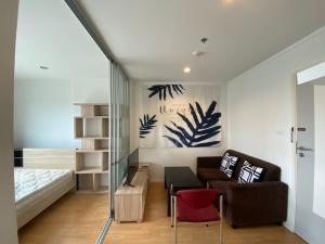 For RentCondoPattanakan, Srinakarin : For Rent [ 7,500 ] Tower B , 23 Floor , 26sq.m.
